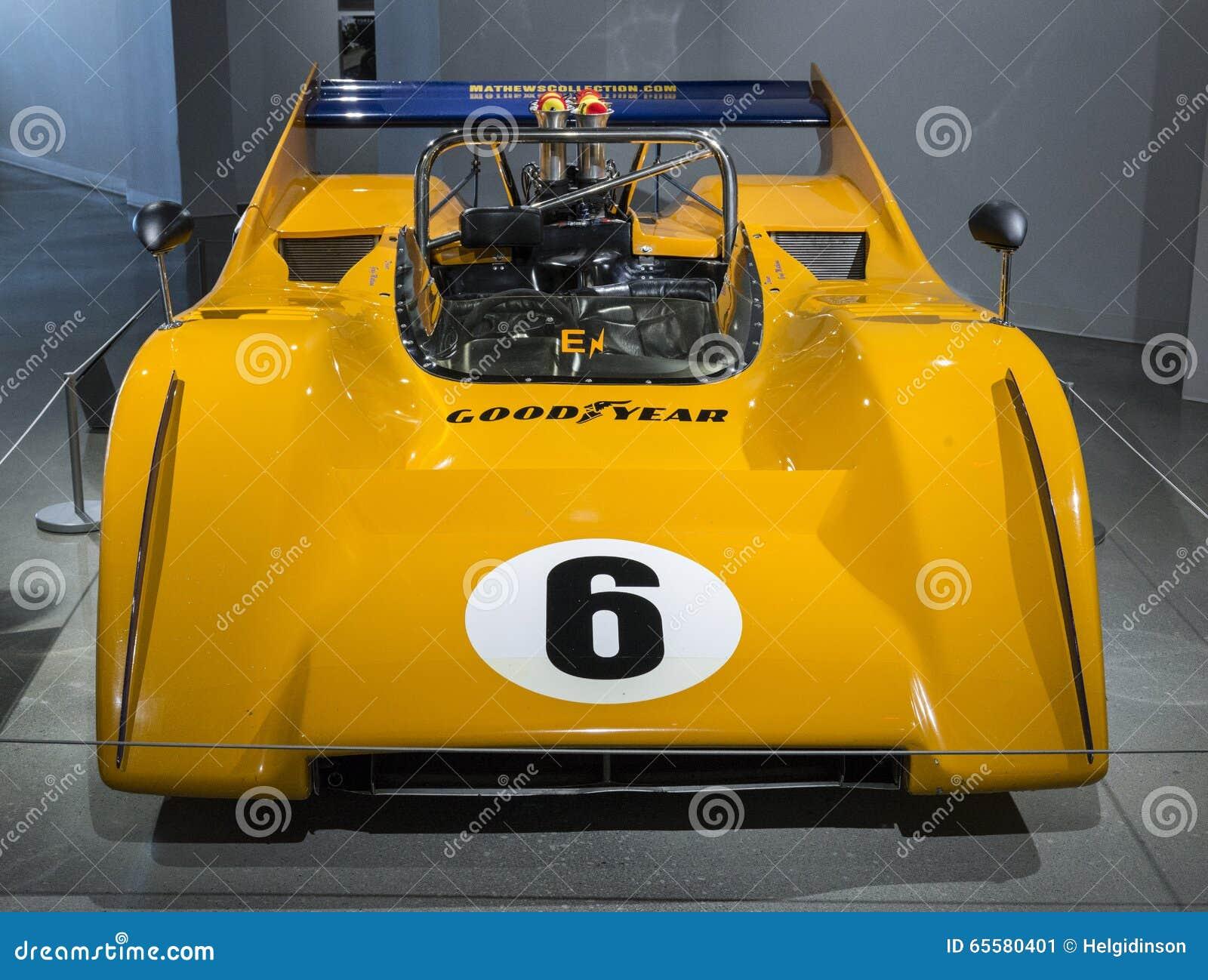 McLaren 1970 M8D