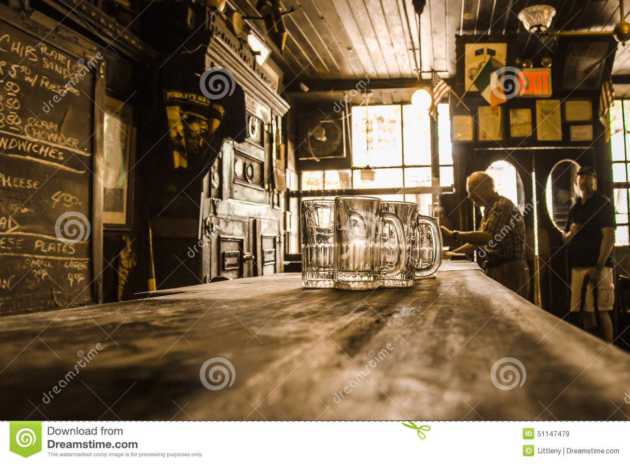 Irish Pub Interior Design Ideas
