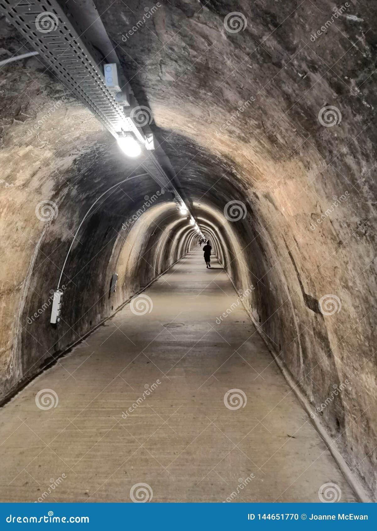 隧道在克罗地亚