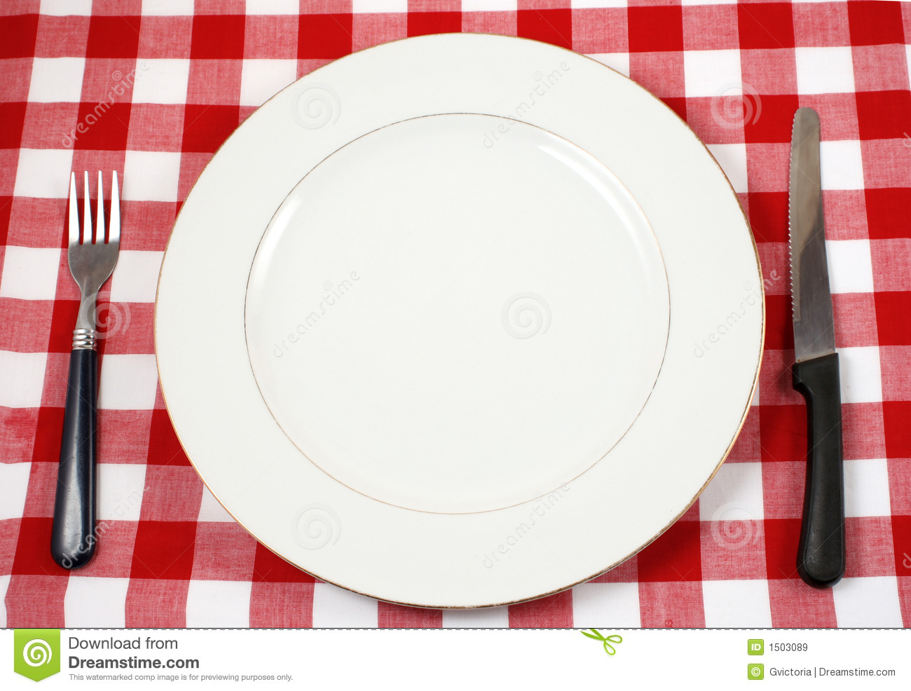 Meal setting