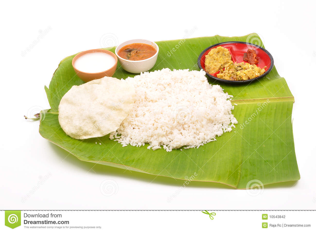 Meals stock photography image 10543842 for Art of indian cuisine