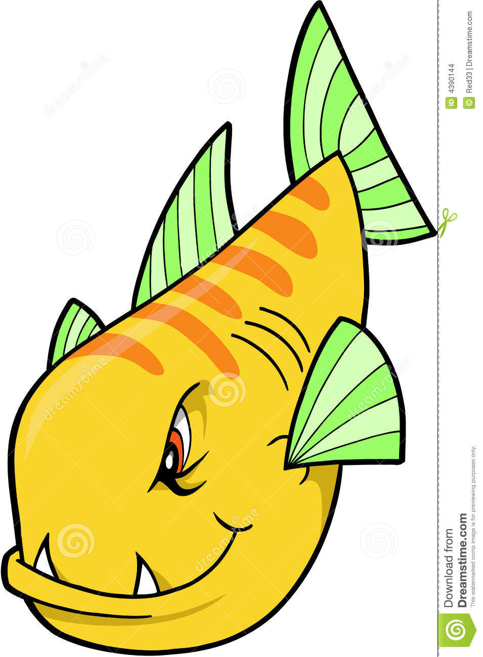 Mean fish stock images image 4390144 for What does it mean to dream about fish