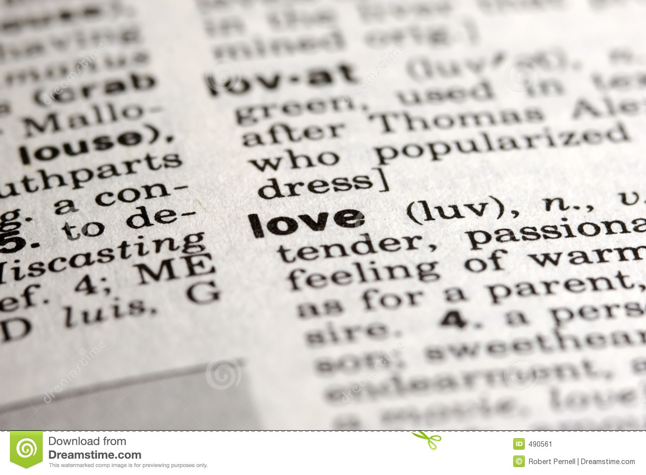 Meaning of Love stock image. Image of close, endearment ... - photo#23