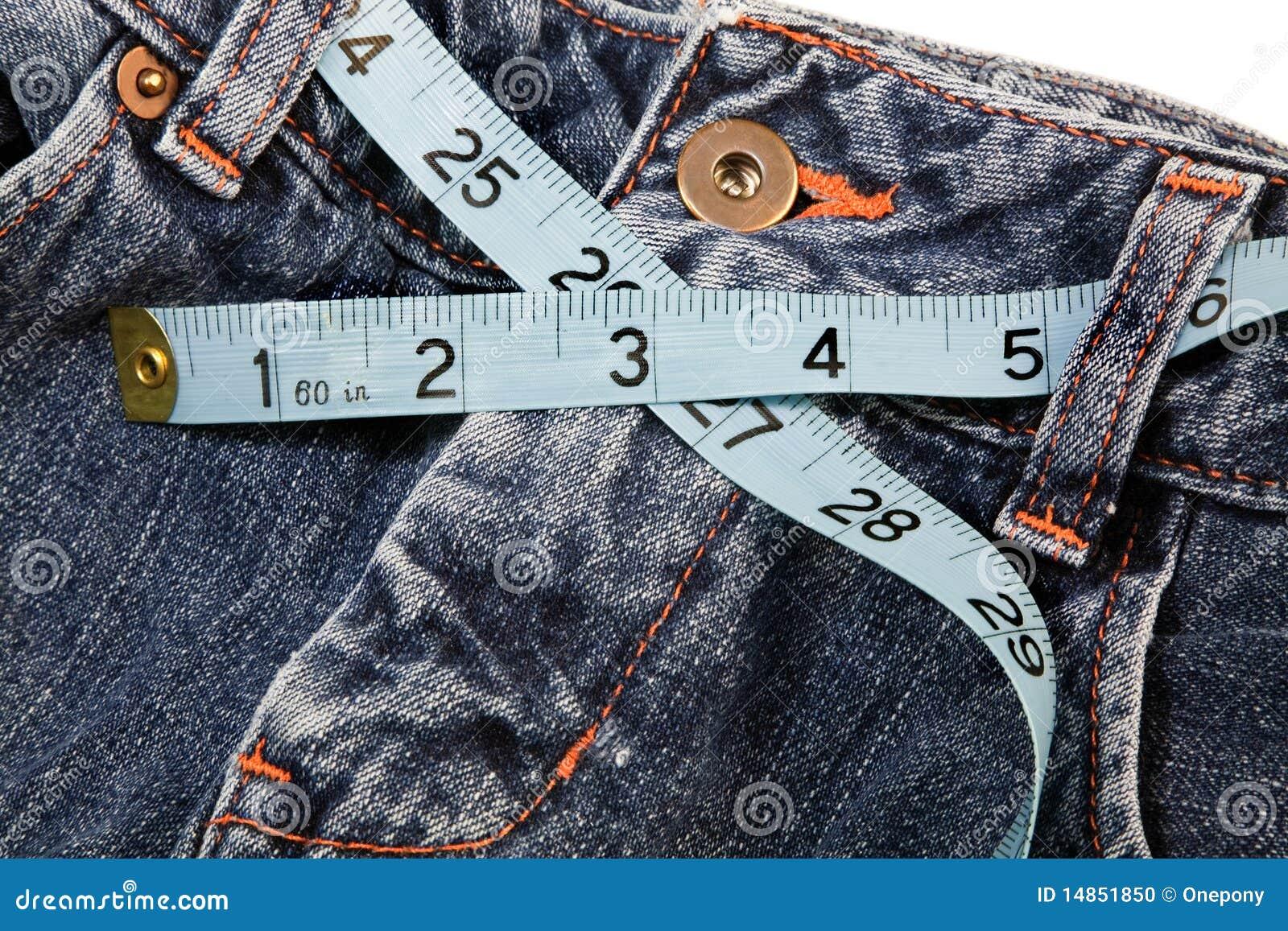 Measuring Blue Jeans