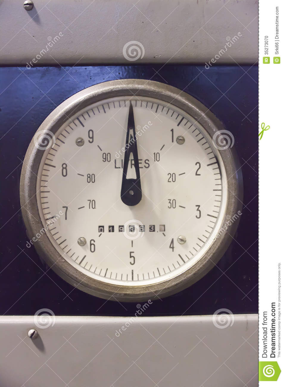 Time Measuring Instruments : Measuring instrument stock photo image