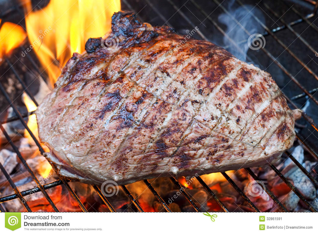 how to cook meat on charcoal grill