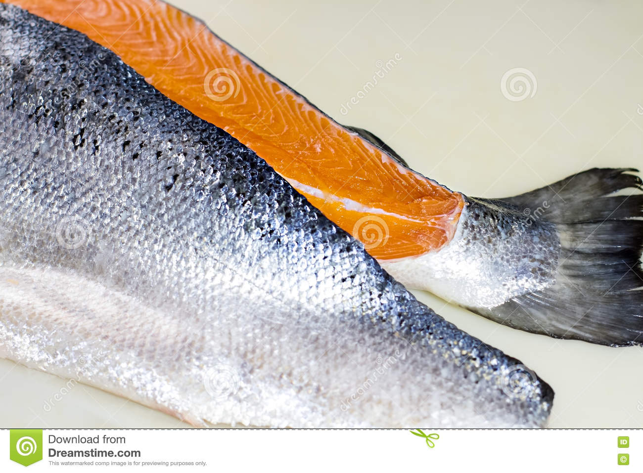 meat of fish without bones stock image image 73645265 ForFish Without Bones