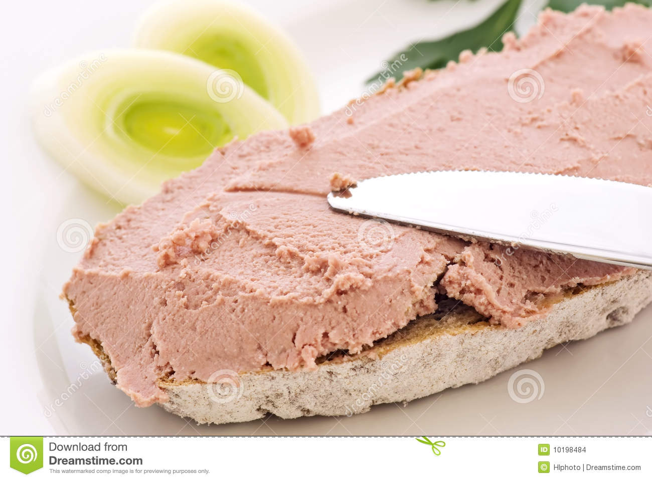 Meat Paste Stock Images Image 10198484