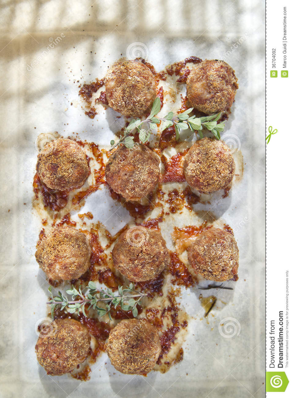how to cook meatballs in oven