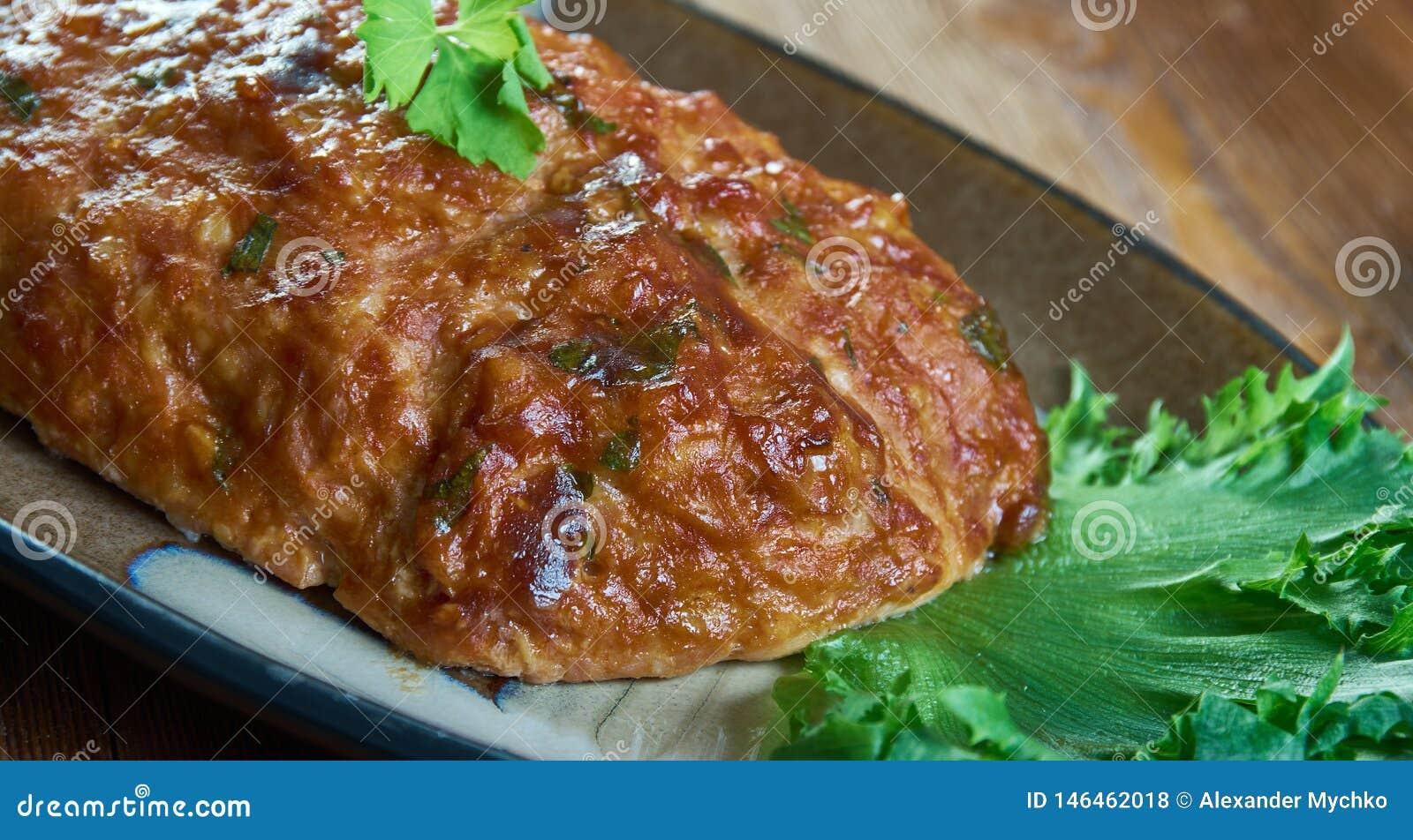 Meatloaf belga