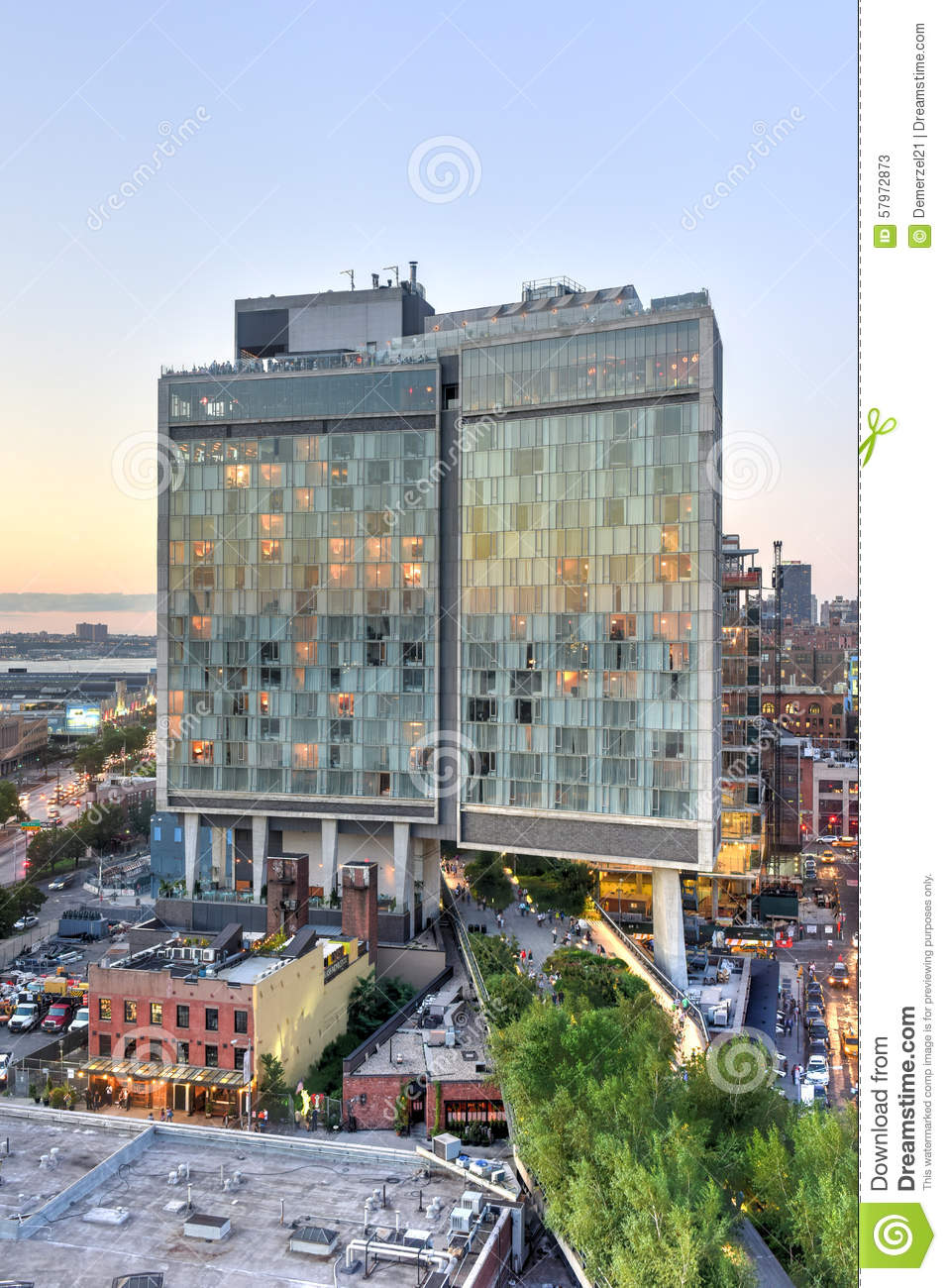 Hotel Meatpacking District New York