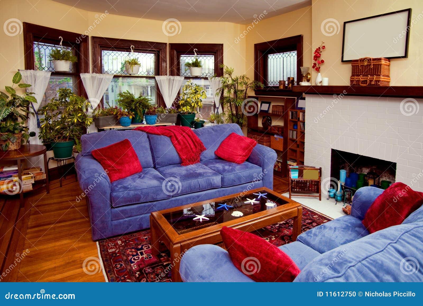 Meblujący żywy pokój