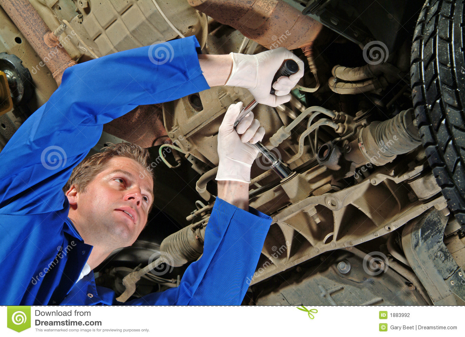 Mecánico de coche