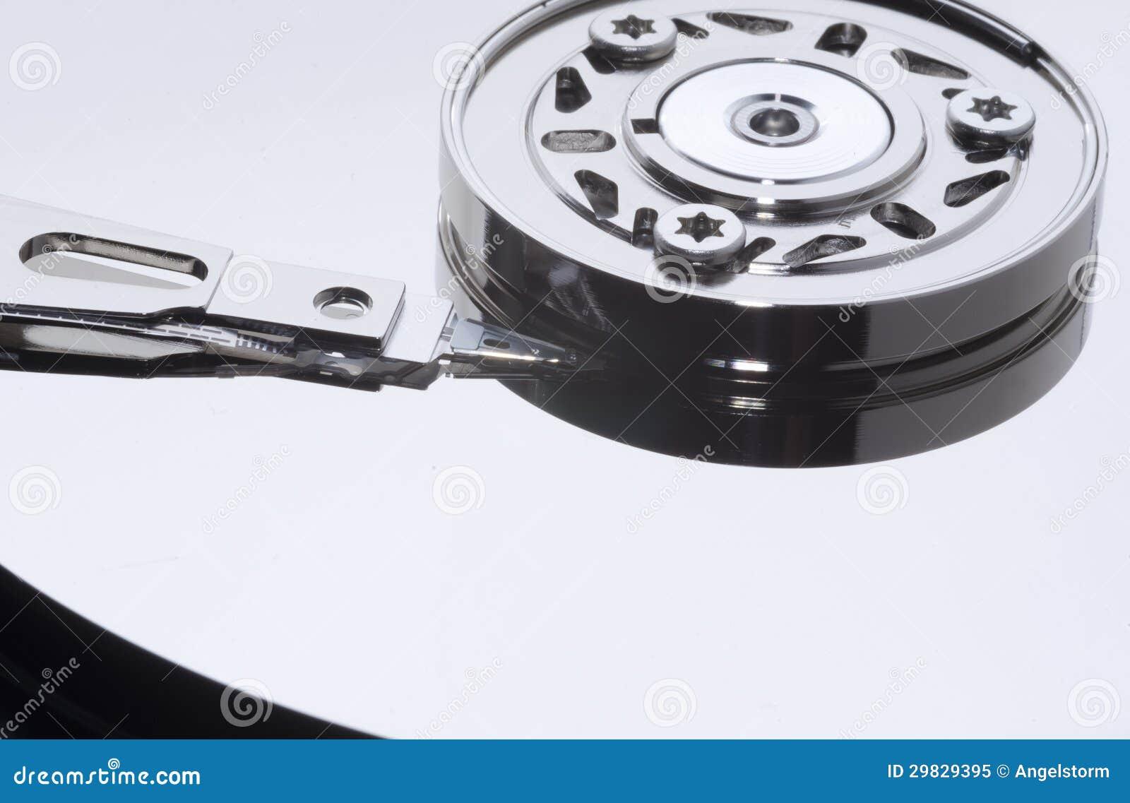 Mecanismo de disco rígido
