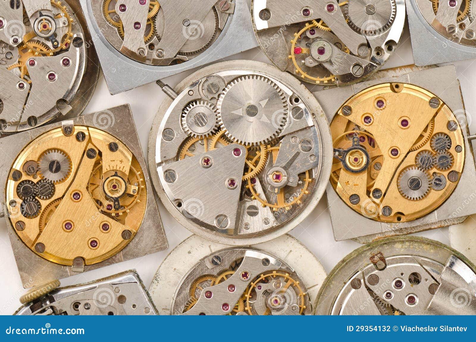Mecanismo de relojería