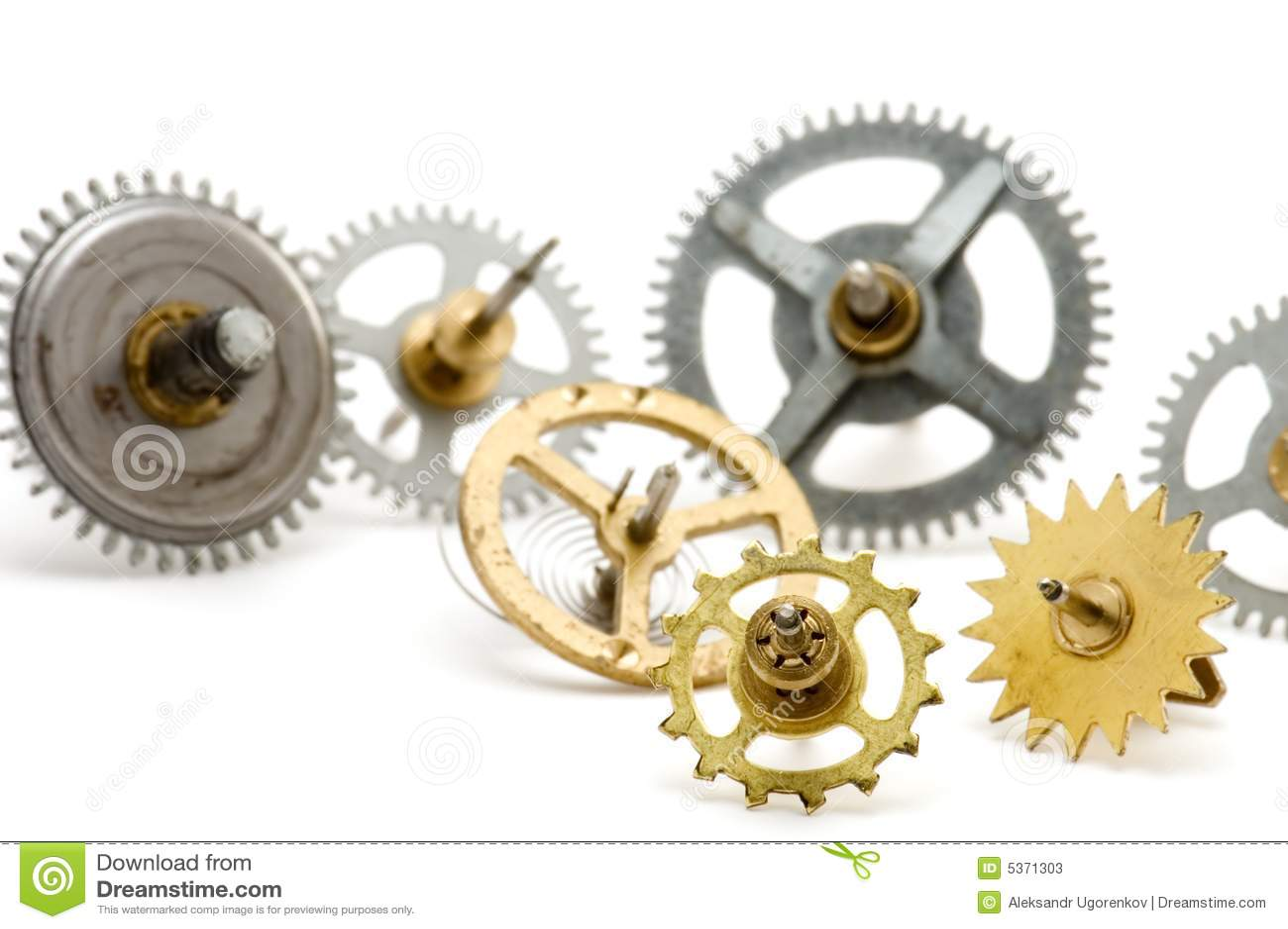 Mecanismo del metal