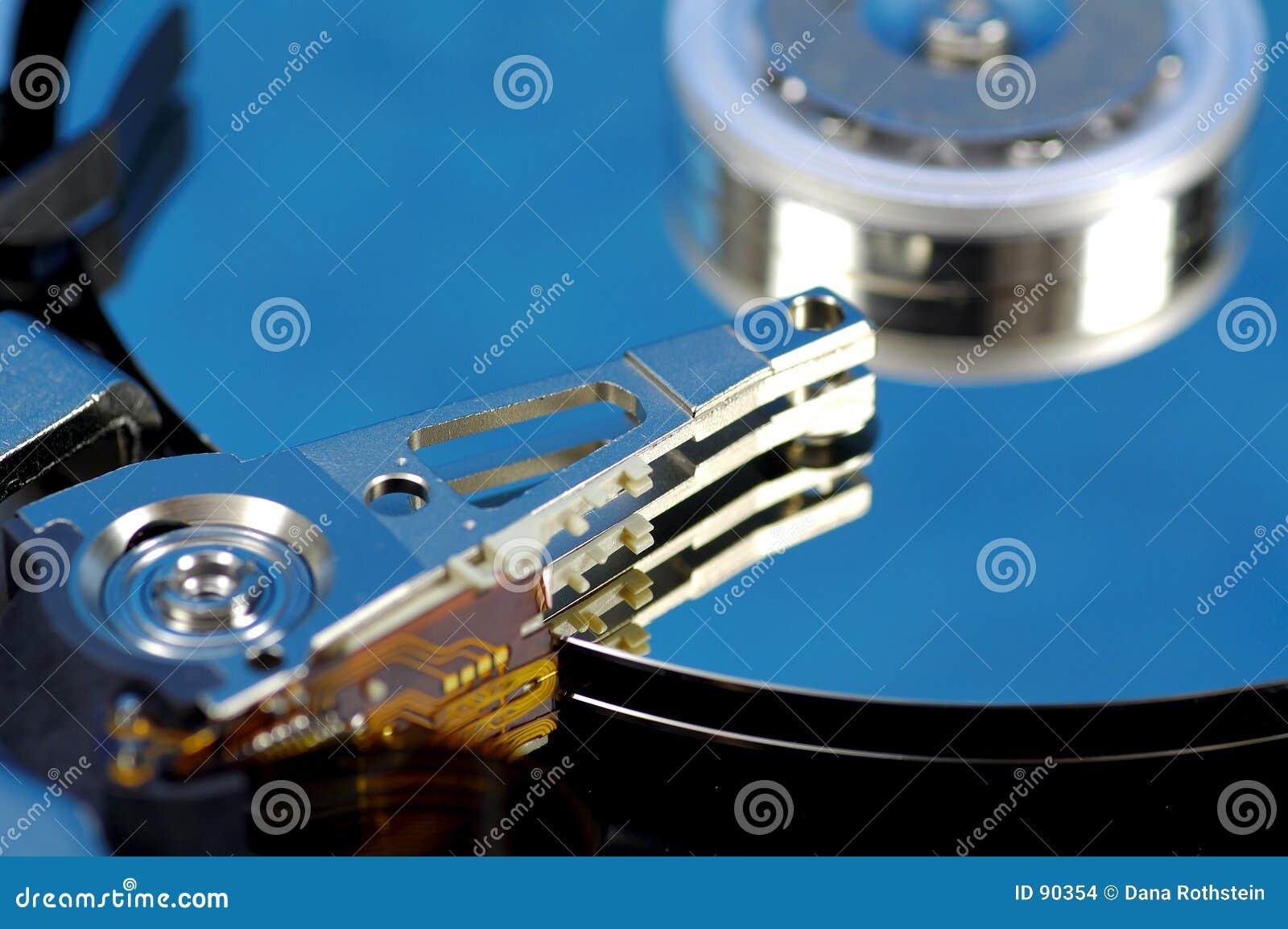 Mecanismo impulsor duro 3