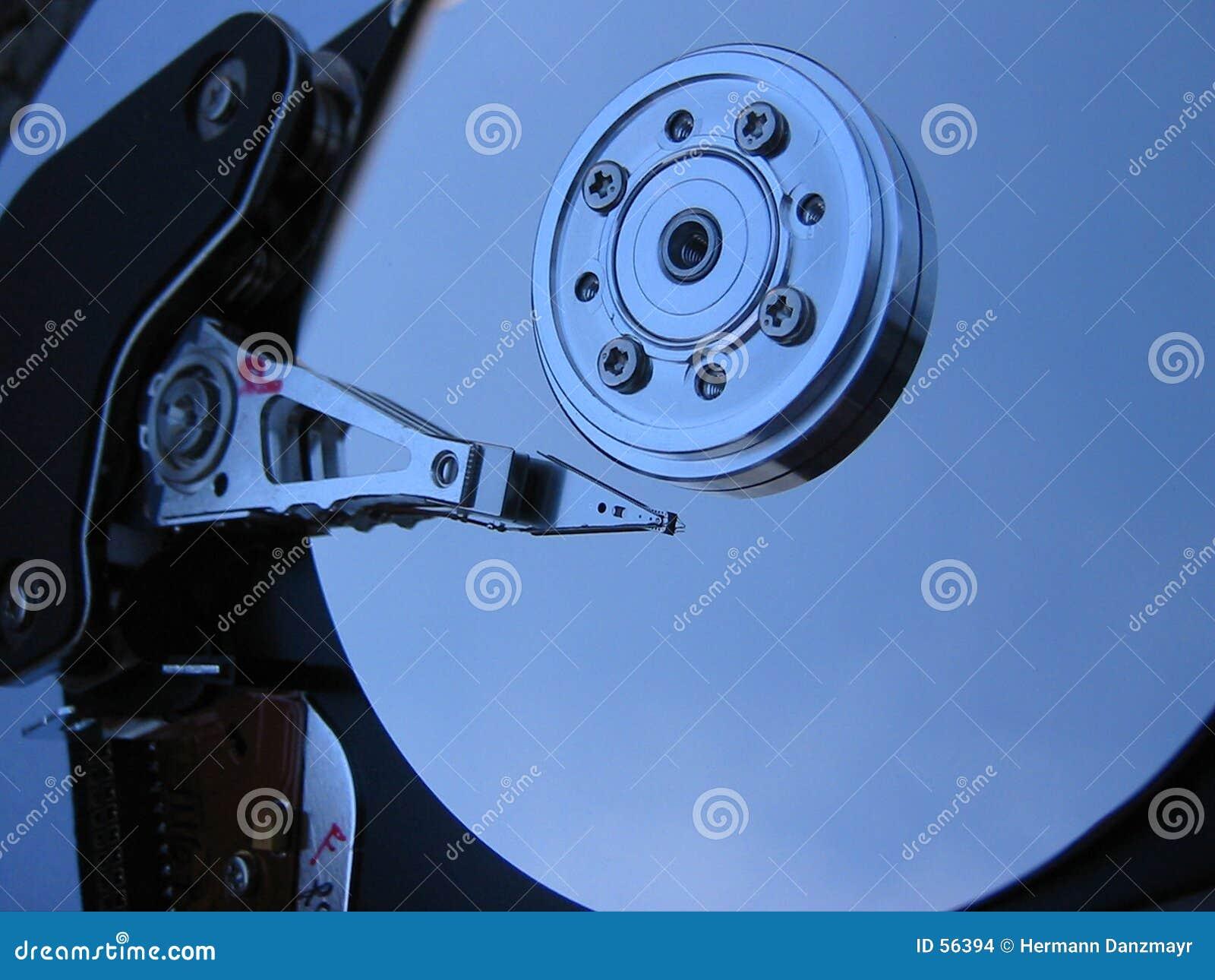 Mecanismo impulsor duro del ordenador