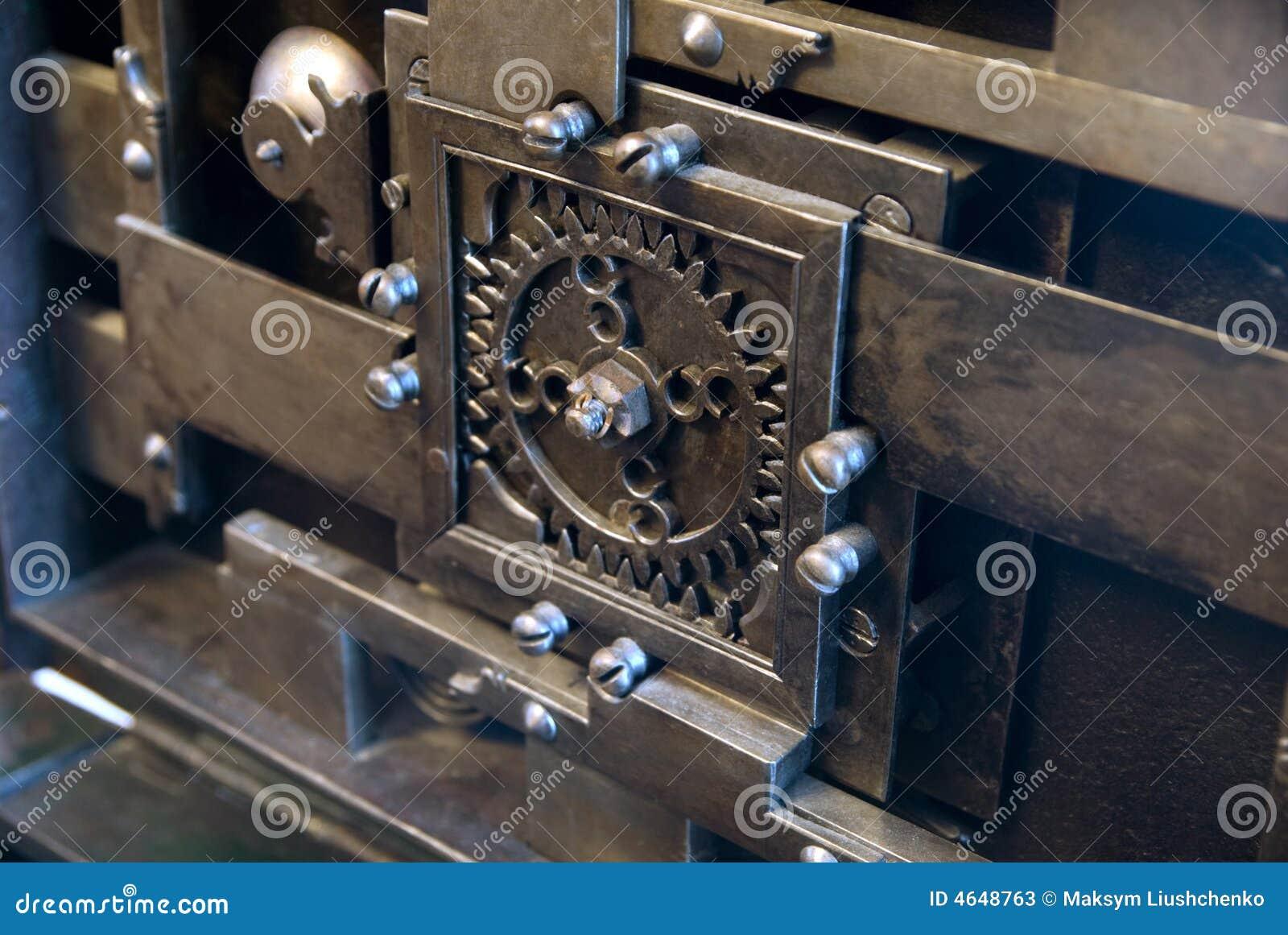 Mecanismo velho