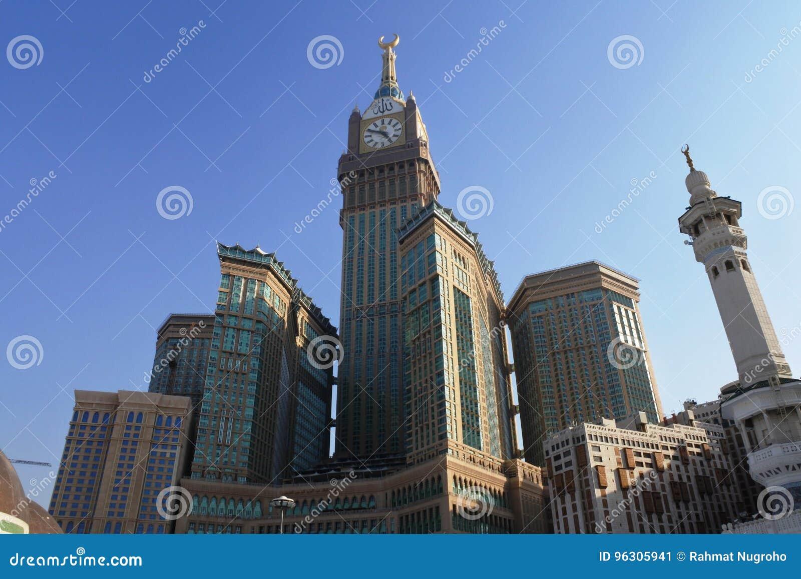 Mecca Royal Hotel Clock Tower