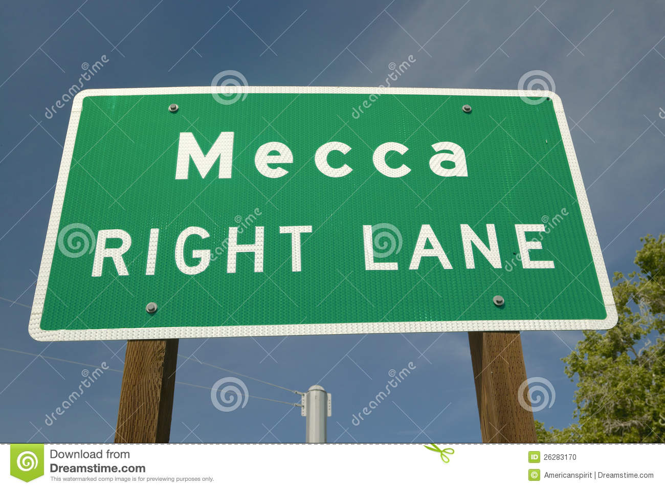 mecca sign in