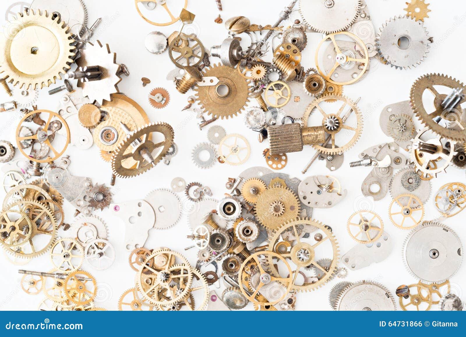 Meccanismi degli orologi