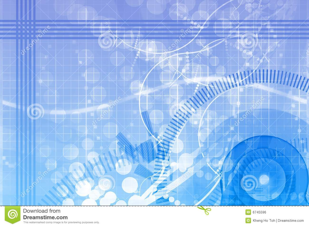 mechanical engineering science abstract background stock