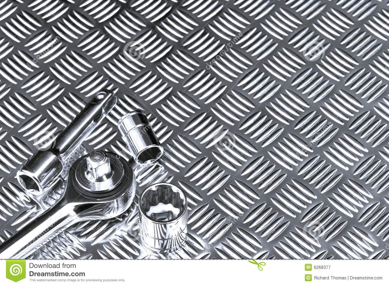 Mechanical Socket Background Royalty Free Stock Photography Image 6268377