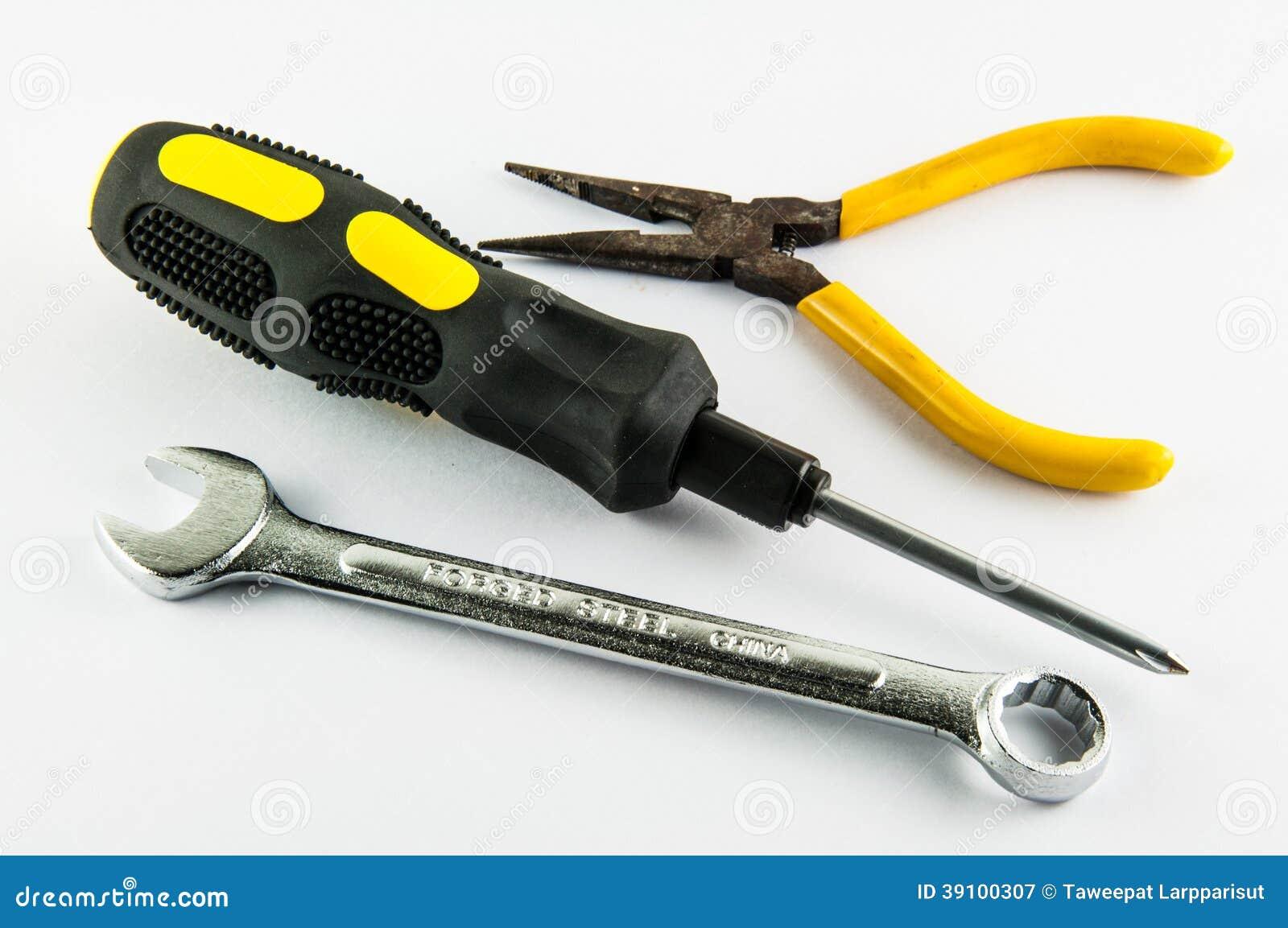 Mechanical Tools Stock Photo - Image  39100307
