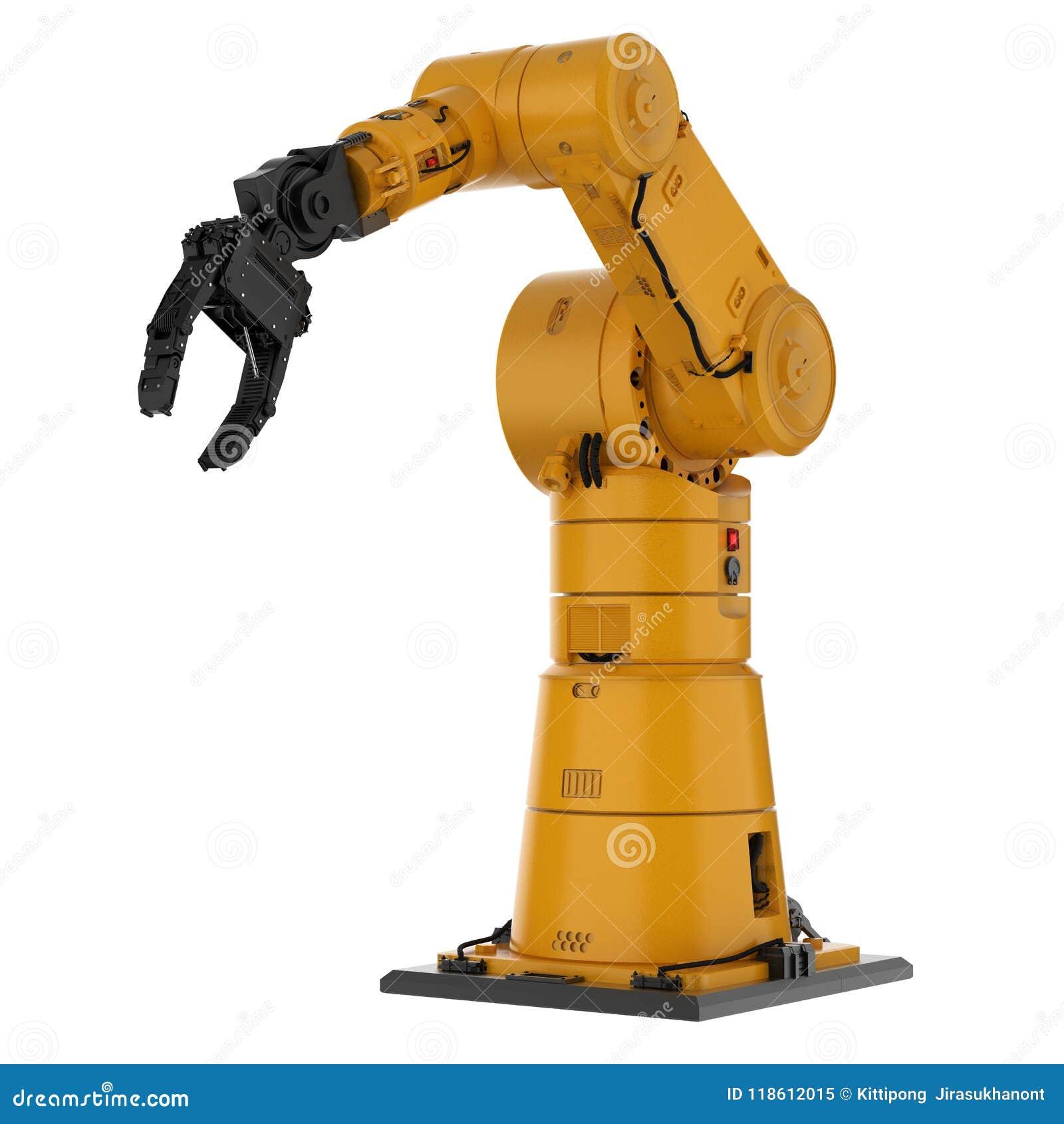 Mechaniczna ręki lub robota ręka