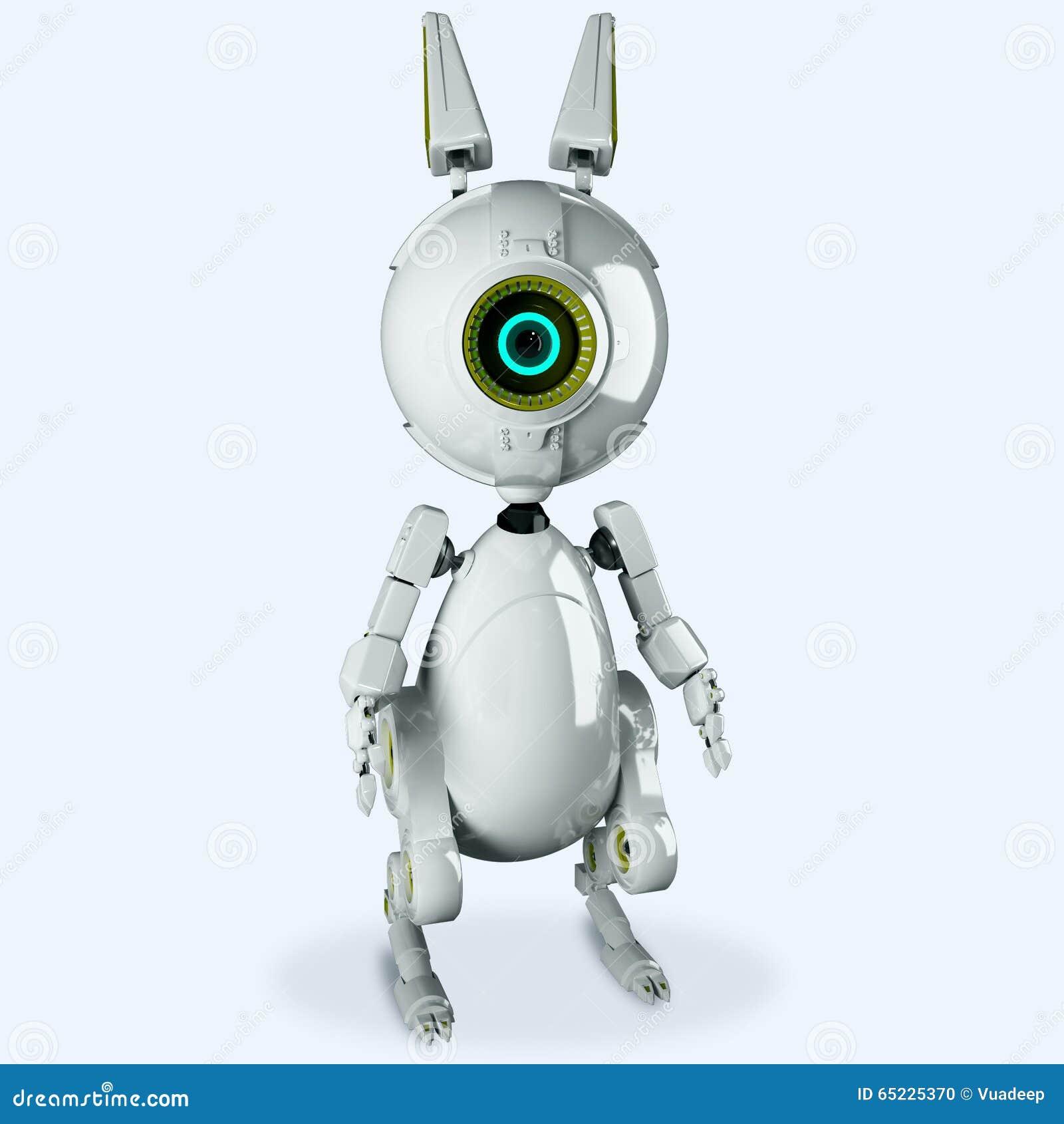 Mechaniczny królik