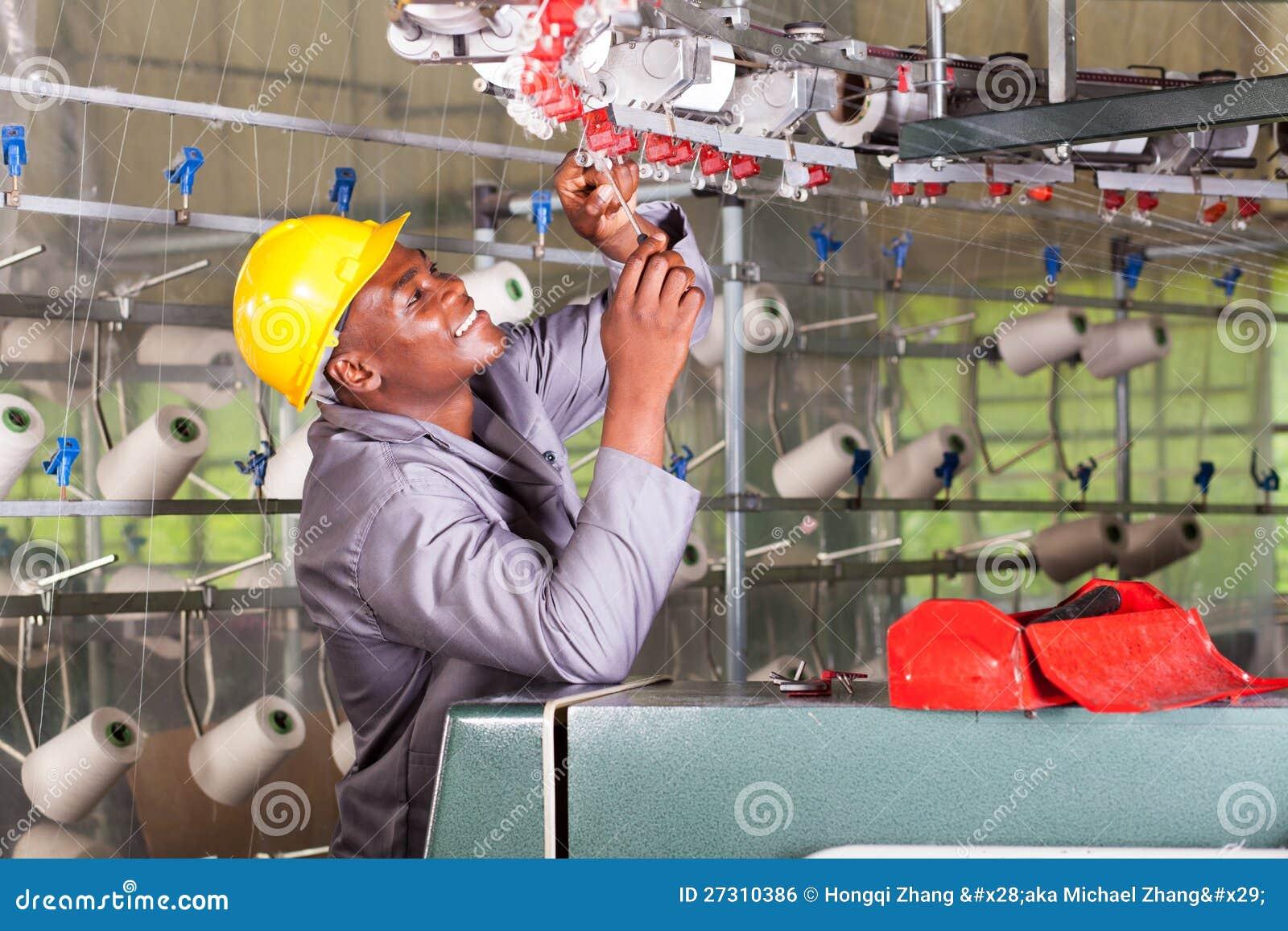 Mechanika naprawiania krosienko