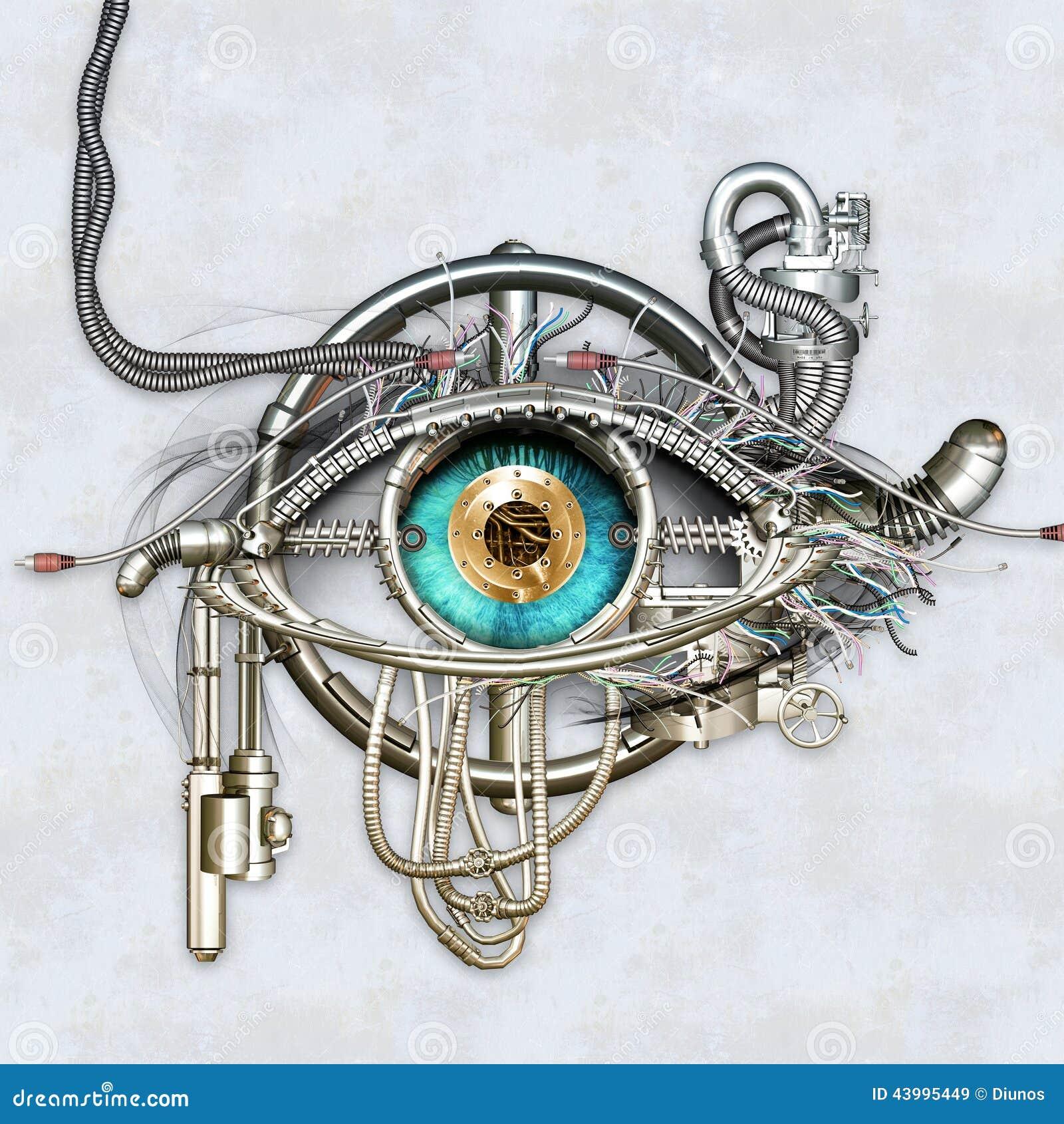 Mechanisches Auge