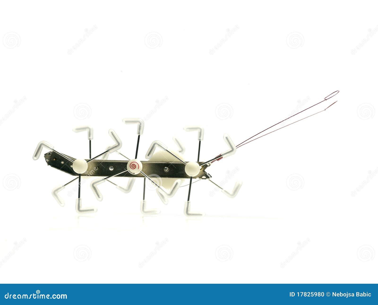 Mechanisches Insektspielzeug