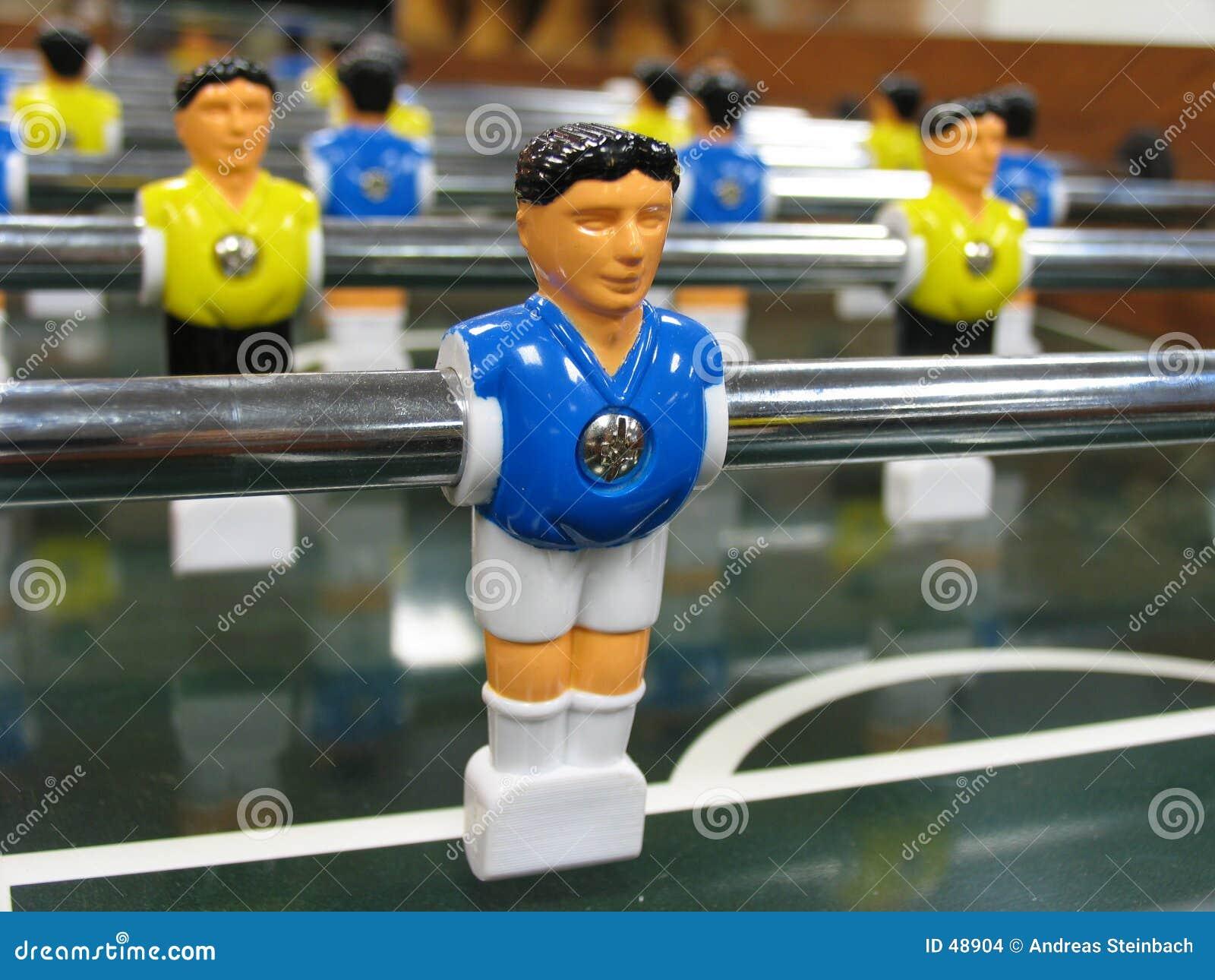 Mecz piłki nożnej stół