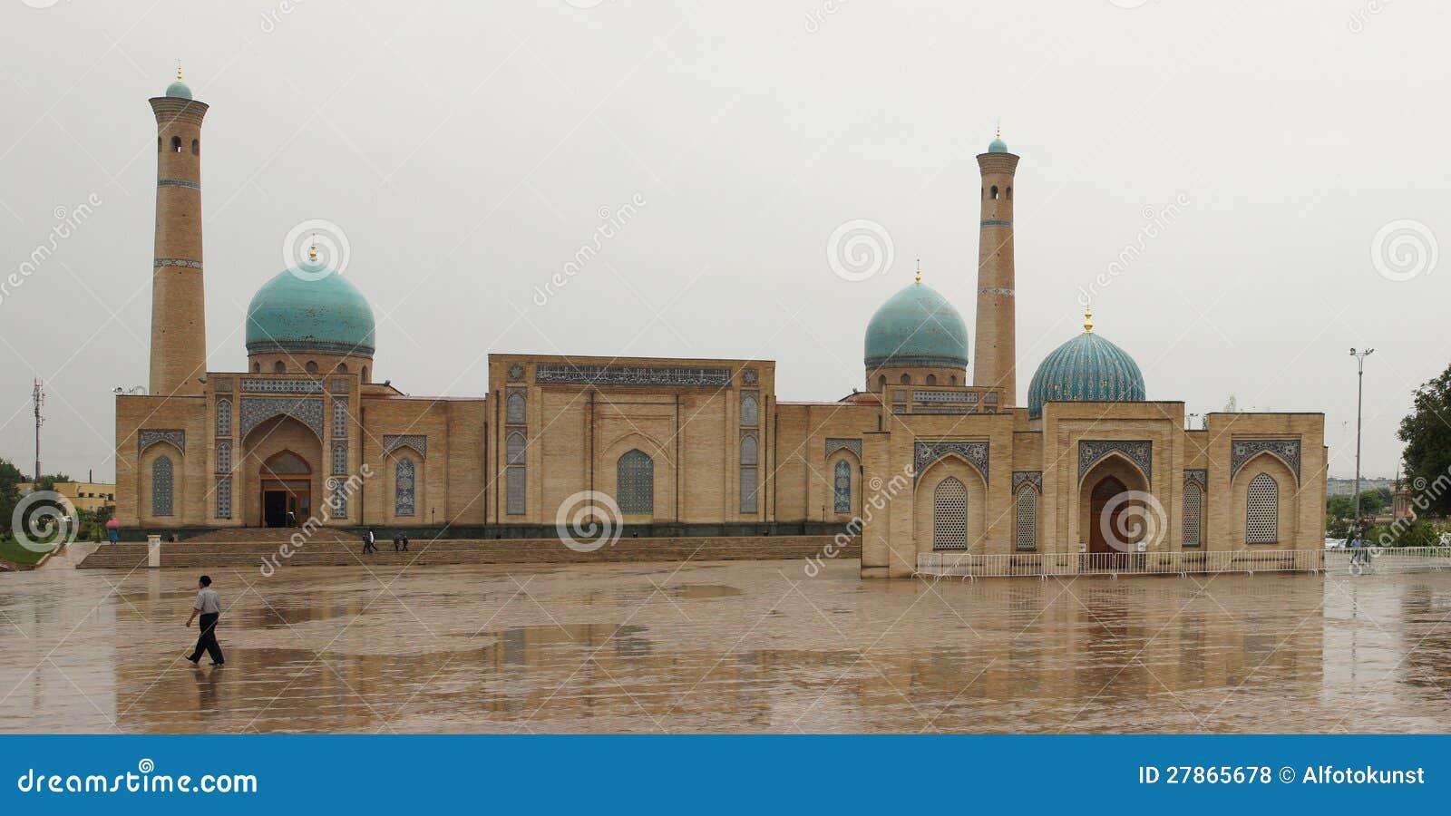 Meczetowy Hazrati Imom, Tashkent, Uzbekistan