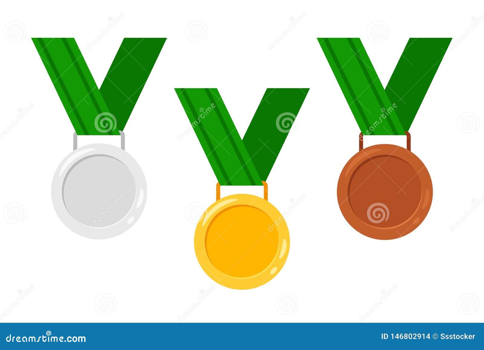 Medale z faborkami