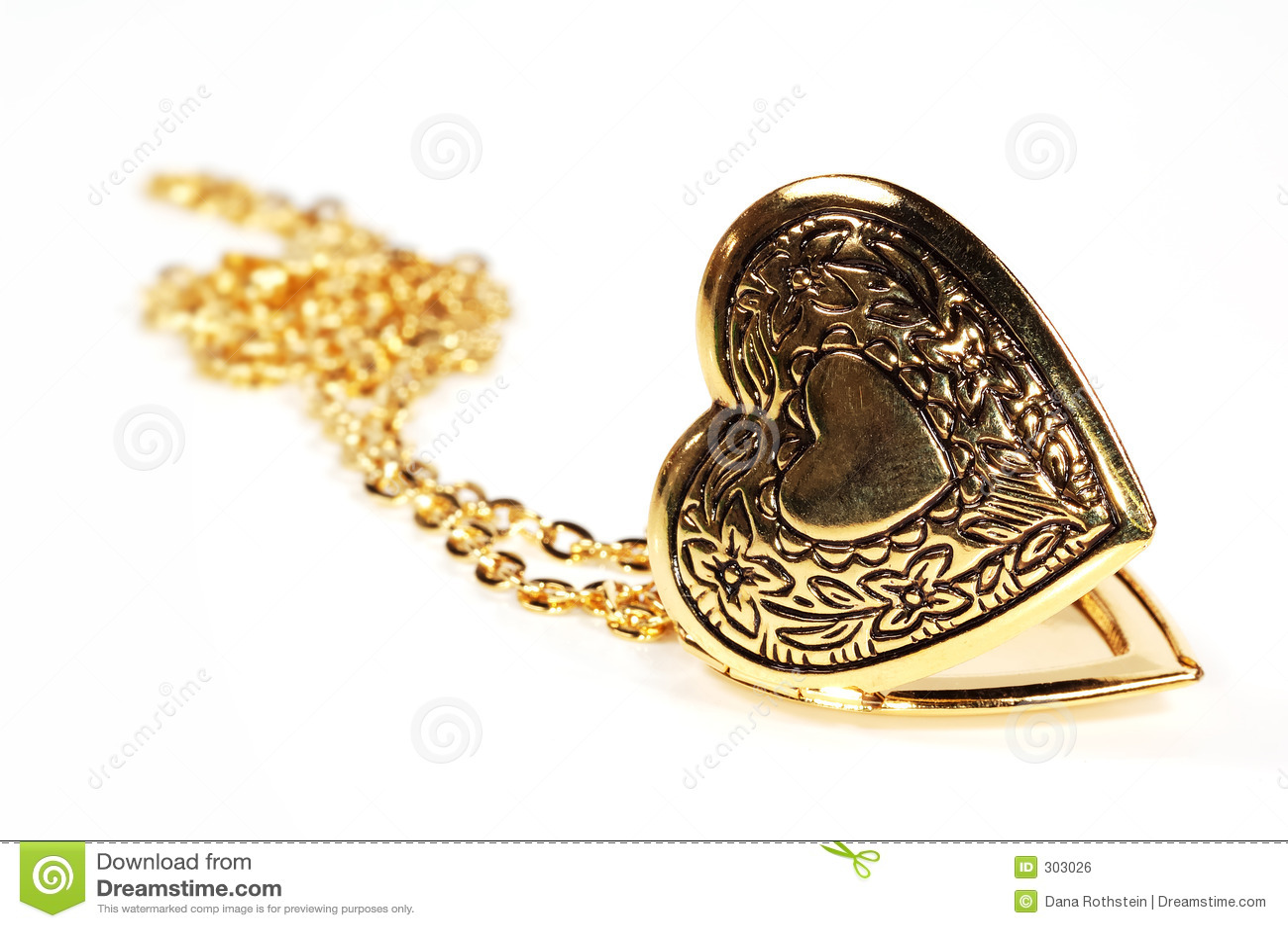 Medalion serca