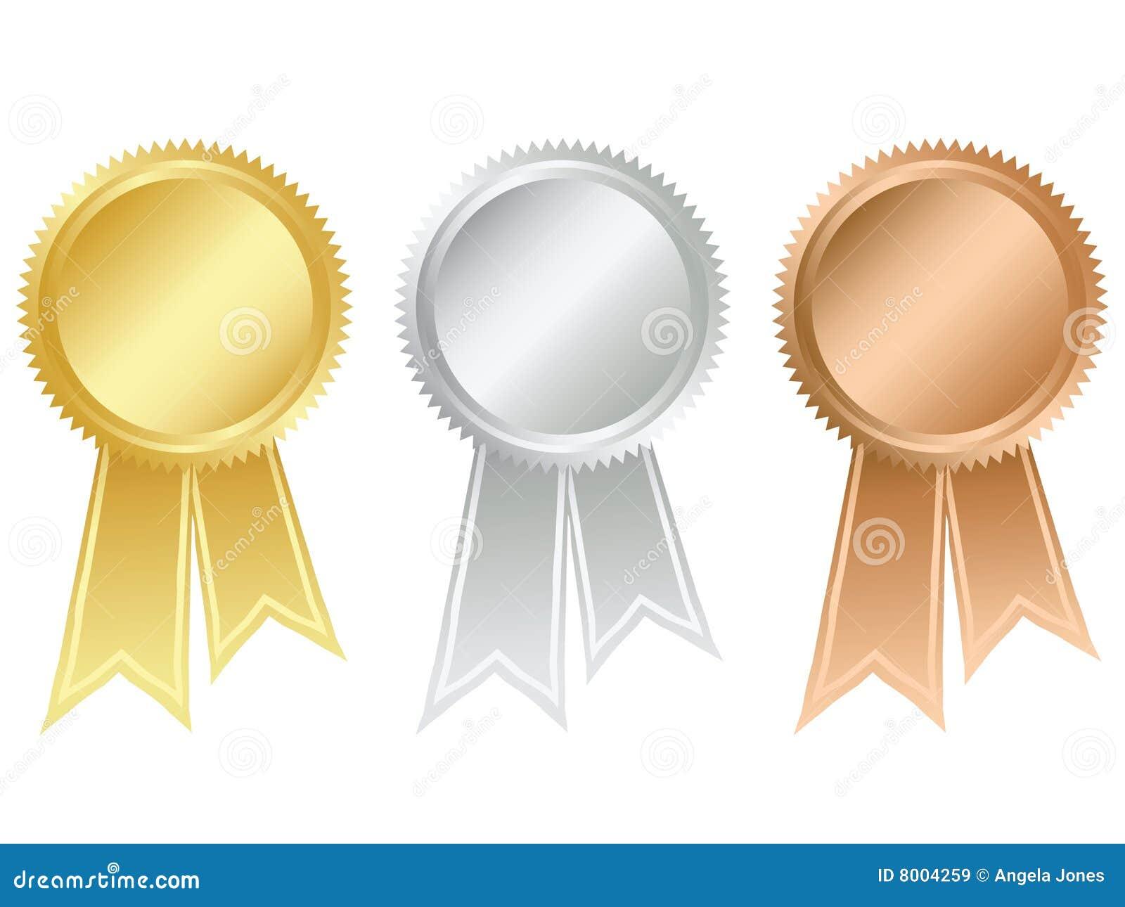 Medallas premiadas