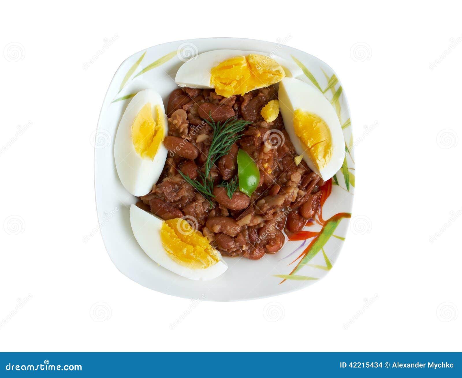 Medames di Ful - egiziani, piatto sudanese