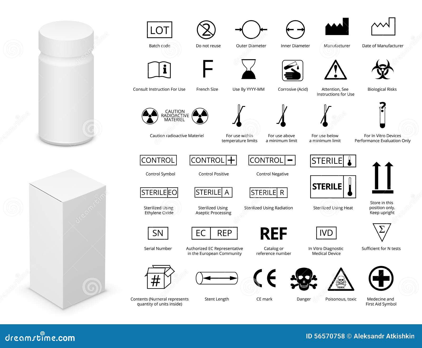 Medecine stock vector. Illustration of delivery ...