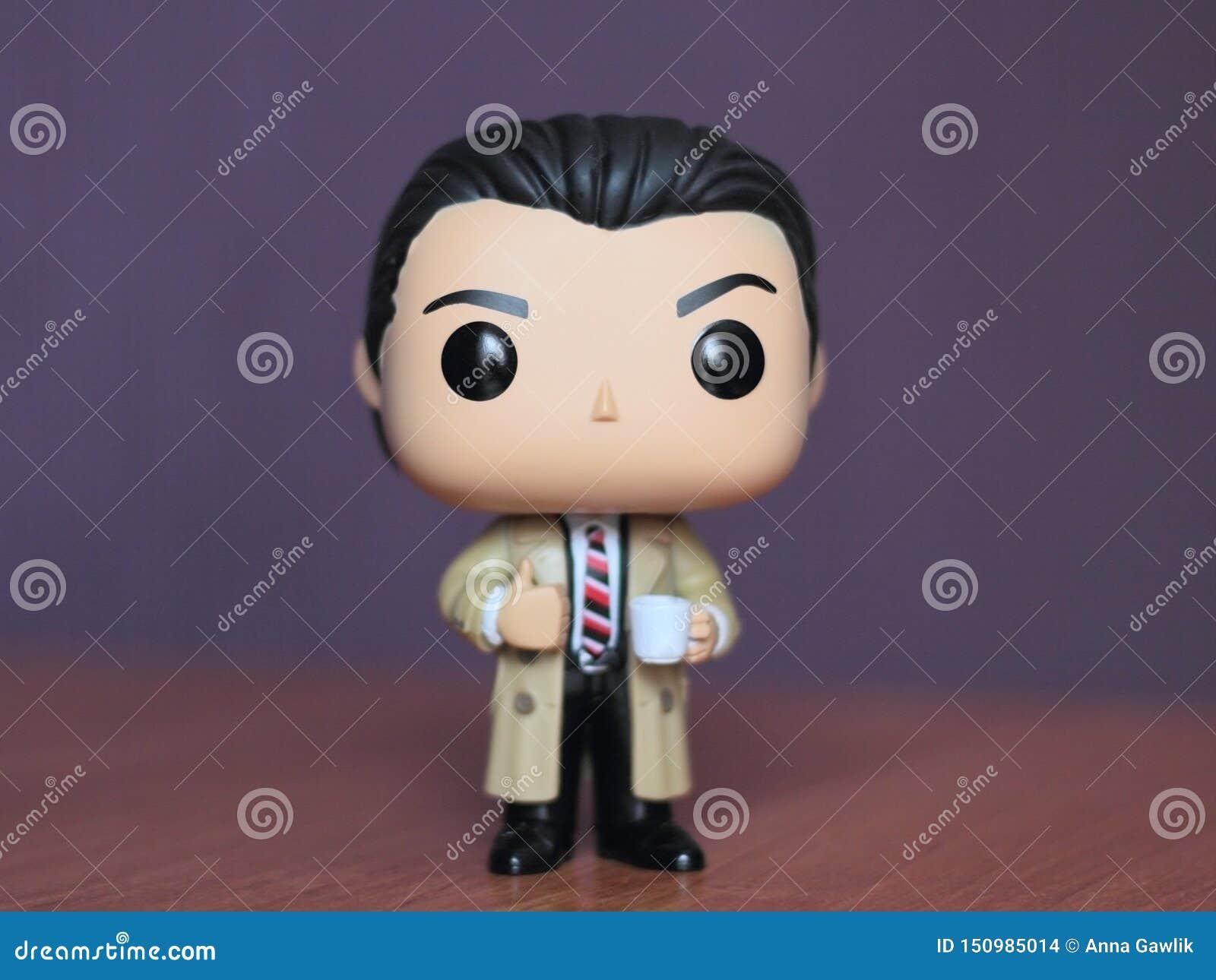 Medel Dale Cooper Twin Peaks