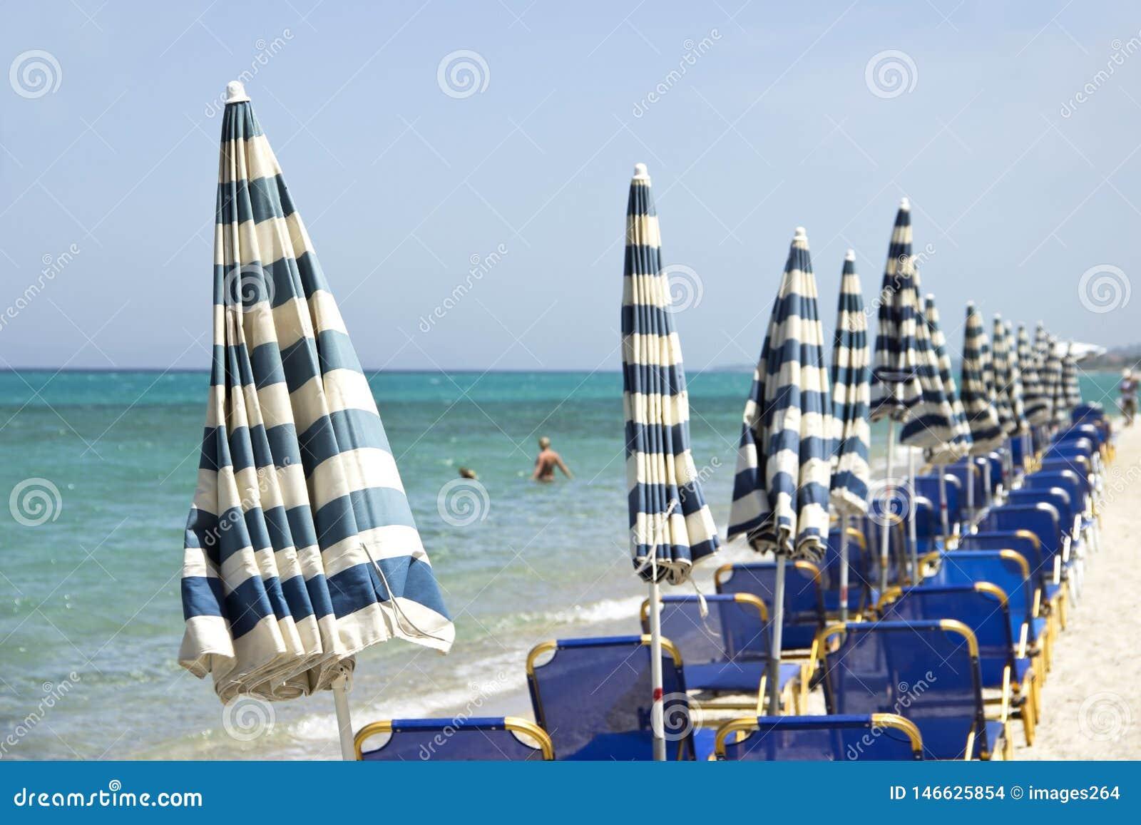 Medelhavs- strand