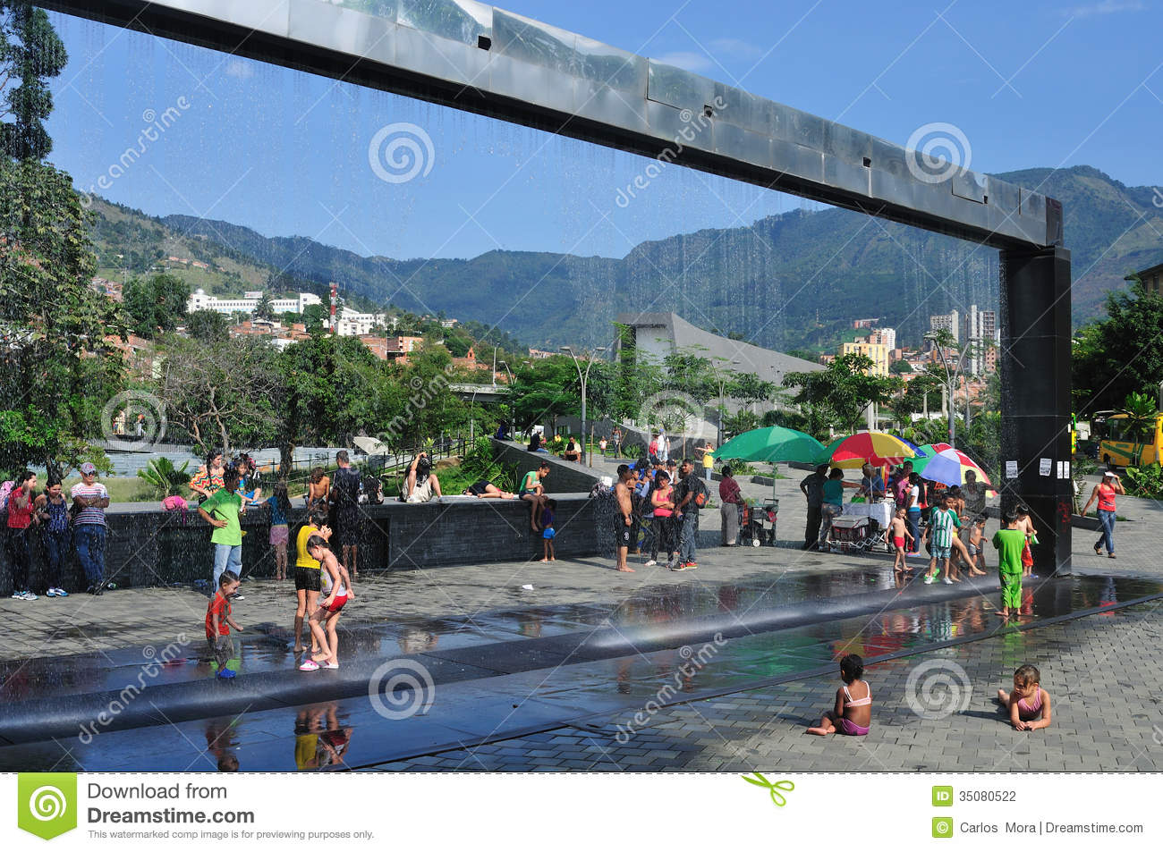 Download Medellin - Colombia editorial photography. Image of antioquia - 35080522
