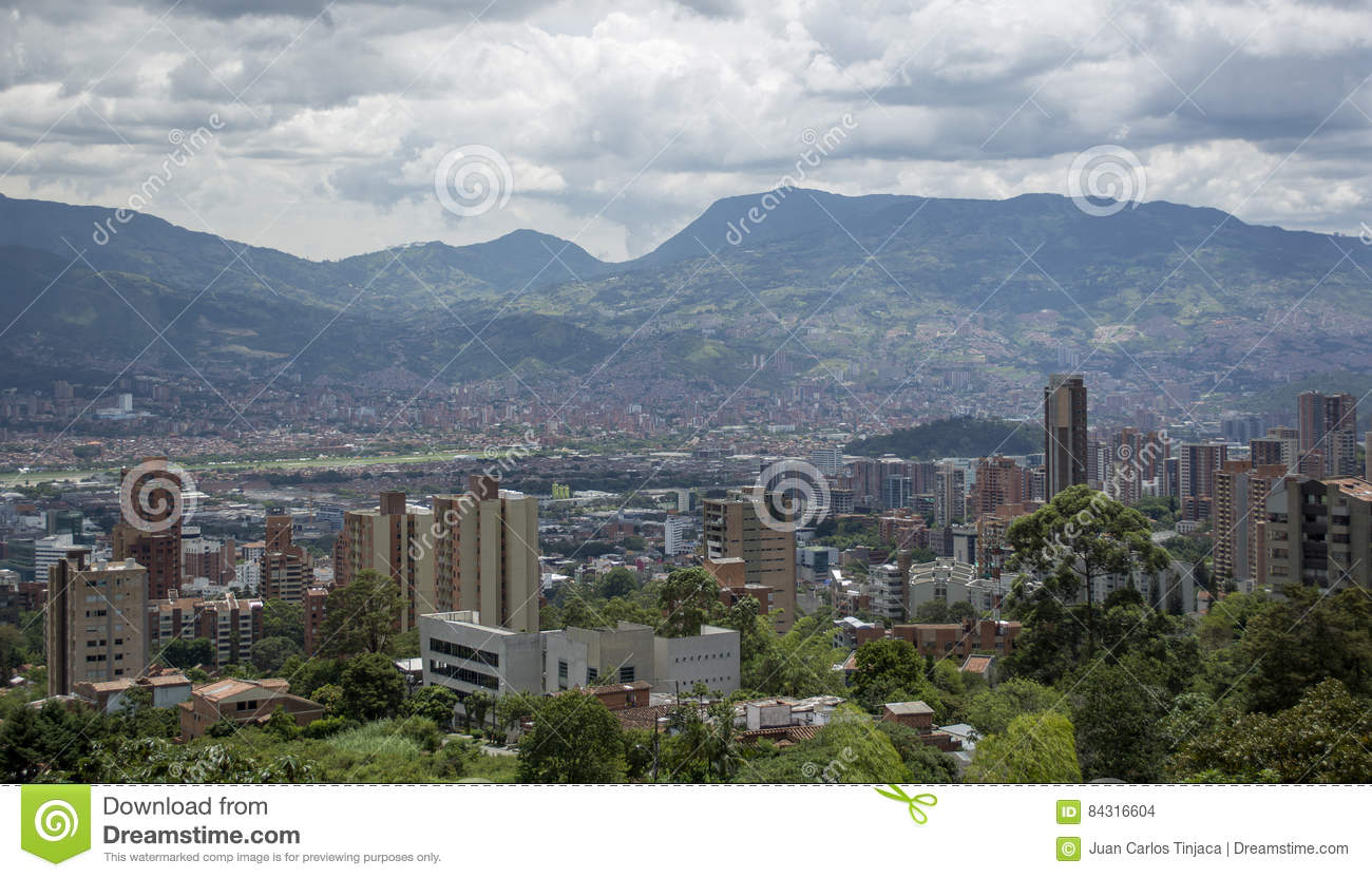 Biggest cities in colombia