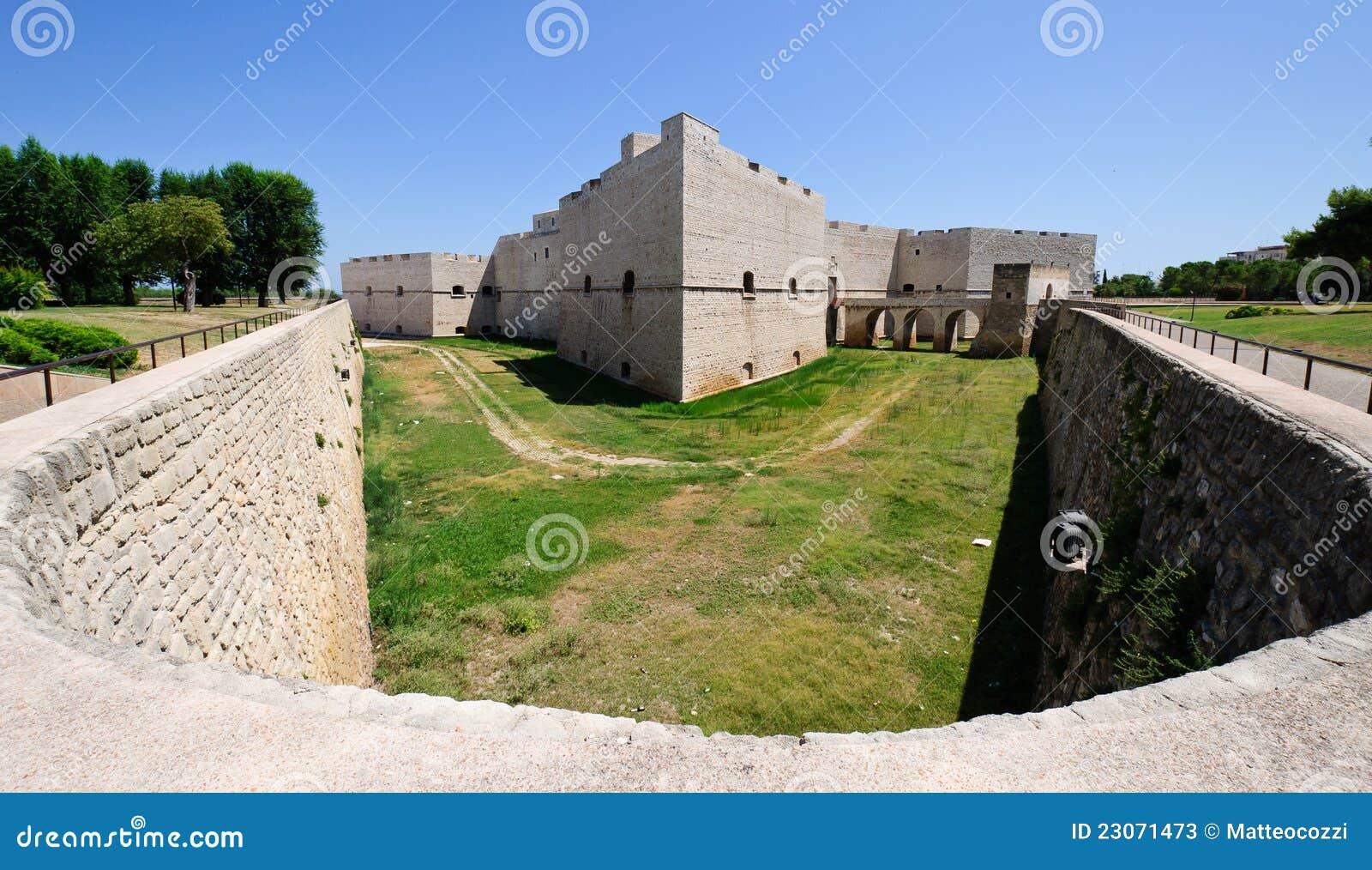 Medeltida slott