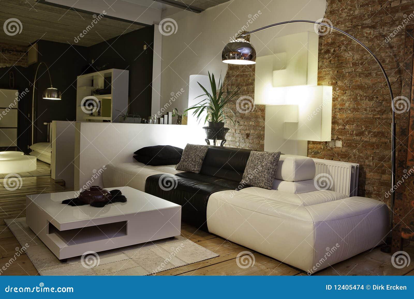 Medern liebevoller Raum