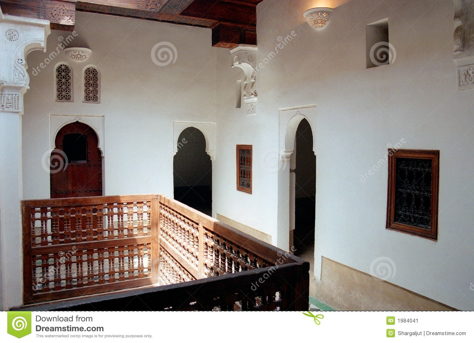Medersa Μαροκινός