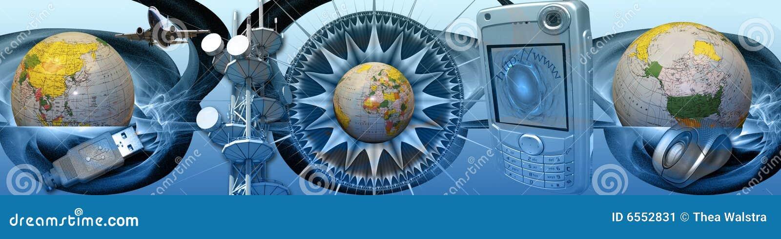 Media en verbindende werelden