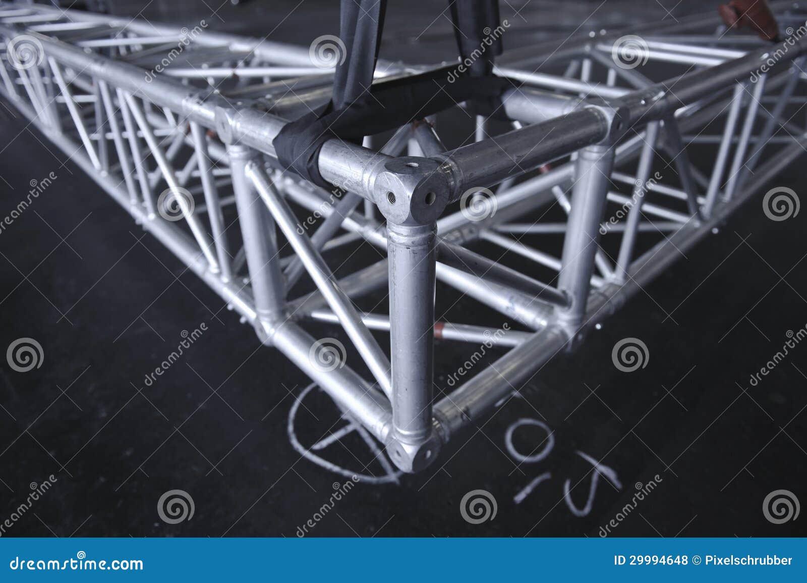 Rigging Truss stock photo  Image of rigger, truss, trusses